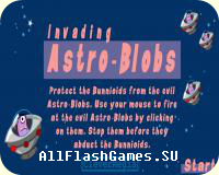 Flash ���� Astro-Blobs