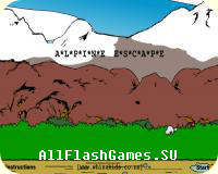 Flash игра Alpine Escape