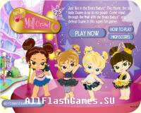 Flash игра Bratz Babyz - Mall Crawl