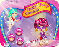 Flash игра Bratz Babyz and Fairy
