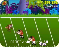 Flash игра Taz footboll frenzy