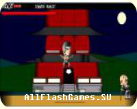 Flash игра Bruce Lee Tower of Death