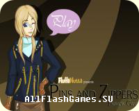 Flash игра Zipper fashion