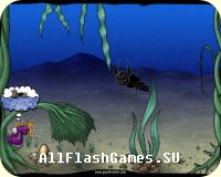 Flash игра Sea of Glomp
