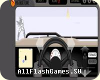 Flash игра Snowblind - Vehicle Control