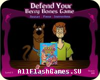 Flash игра Scooby doo - berry bones