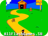 Flash игра Cat Invaders