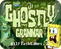 Flash игра Ghostly Grammar